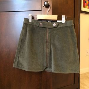 Girls Zara Skirt w/Zip